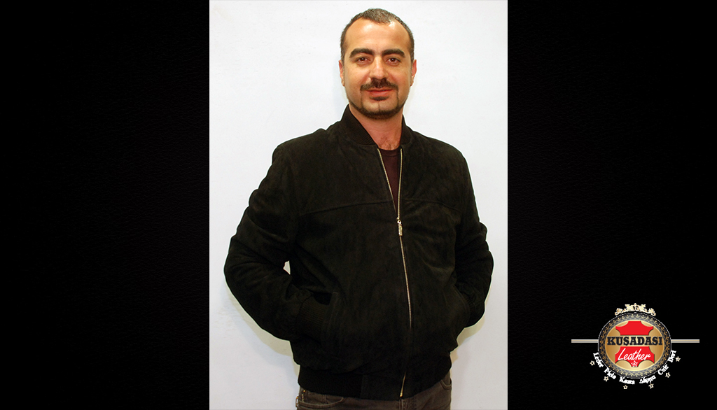 204 Nubuck Leather Jacket